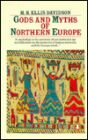 Gods and Myths of Northern Europe cover illo